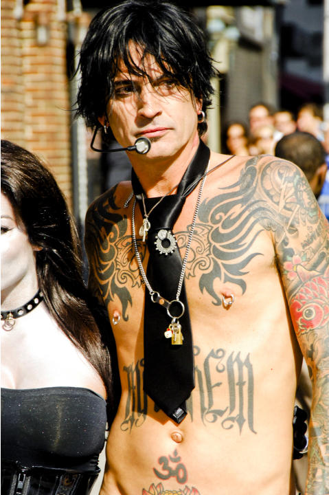 Tommy Lee/ Mötley Crüe