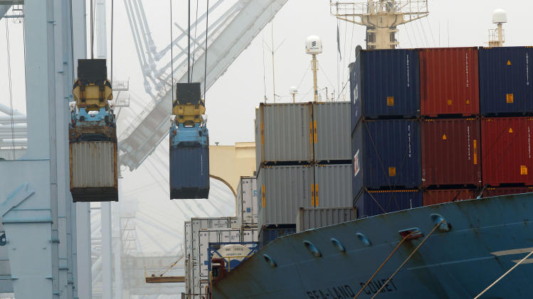 US current account trade deficit narrows