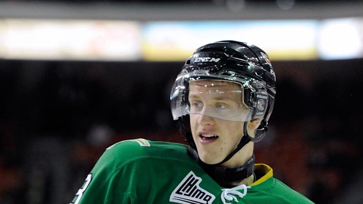 Anthony Mantha of the Val-d'Or Foreurs