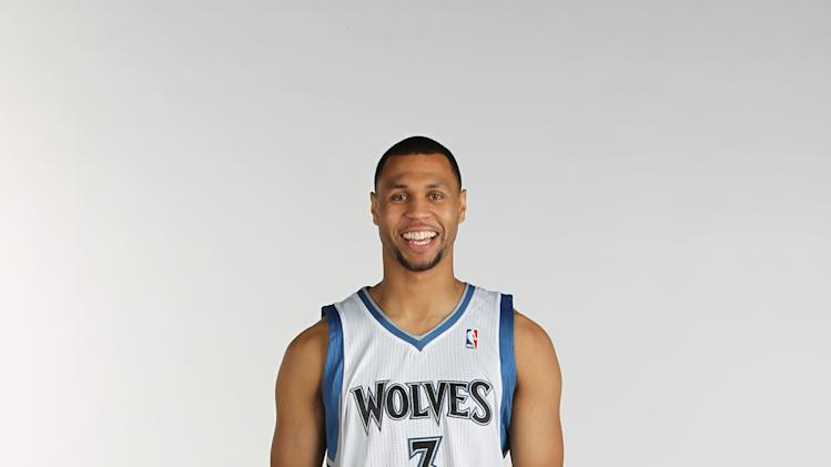 Minnesota Timberwolves Media Day