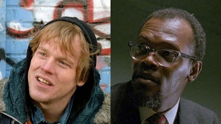 "Philip Seymour Hoffman '91 -- ""The Violence of Summer"" (L&O), Samuel L. Jackson '91 -- ""The Violence of Summer"" (L&O)"