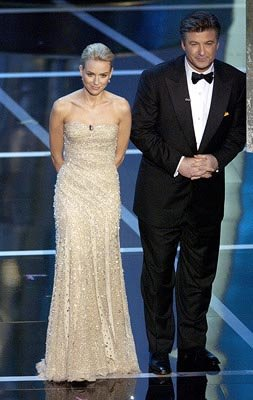 Naomi Watts and Alec Baldwin 76th Academy Awards - 2/29/2004