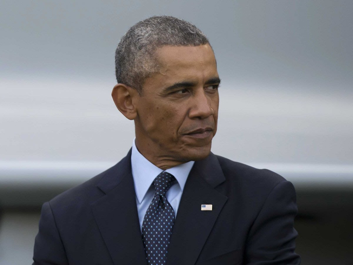 OBAMA TO CONGRESS: I'm Going It Alone On ISIS