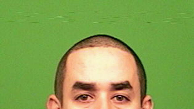 New York Police Officer Rafael Ramos is seen in an undated picture provided by the NYPD