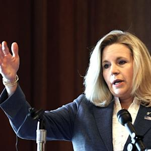 Liz Cheney's tricky road to the Senate