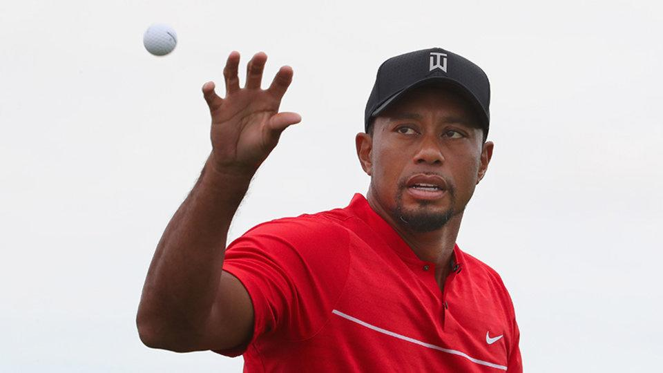 Tiger Woods Moves Up More Than 250 Spots in World Ranking