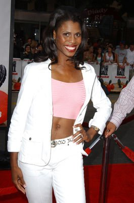 Omarosa Manigault-Stallworth at the Los Angeles premiere of 20th Century Fox's Dodgeball: A True Underdog Story
