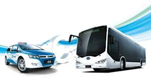 BYD Receives Record Bus & Taxi Order