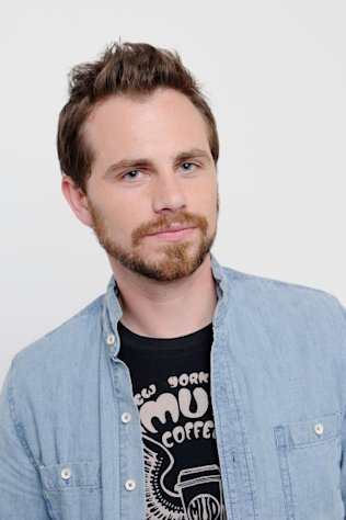 Rider Strong visits the Tribeca Film Festival 2011 portrait studio on April 27, 2011 in New York City