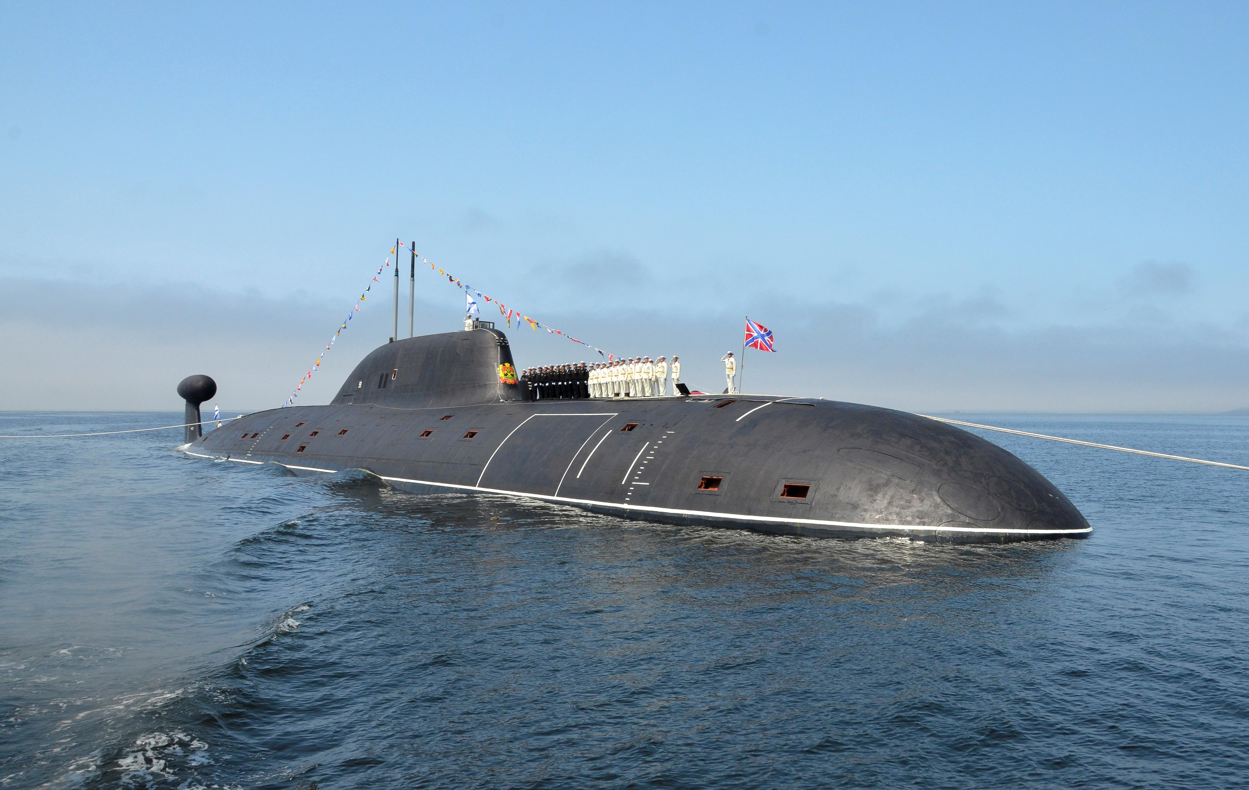 Russia Tests Nuclear-Capable Drone Submarine