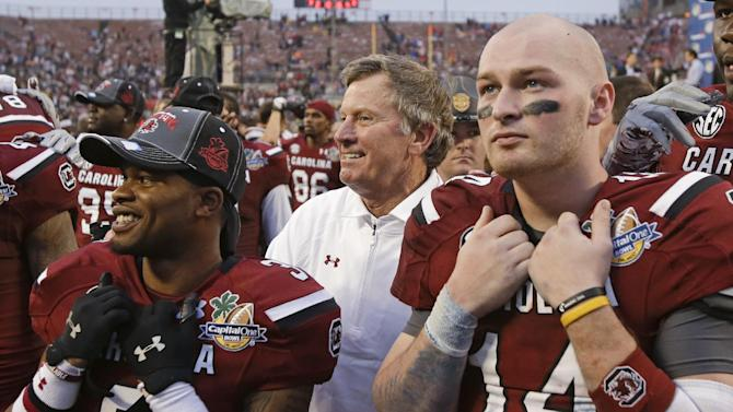 Capital One Bowl a celebration for No. 8 Gamecocks