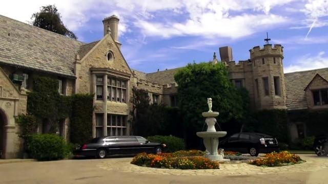 Secret Tunnels from Playboy Mansion to Jack Nicholson's Houses Uncovered
