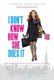 Poster of I Don&#39;t Know How She Does It