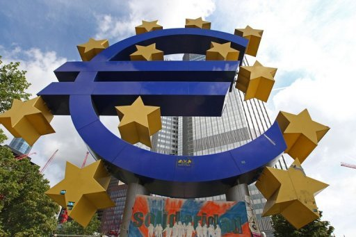Eurozone Economy Shrank 0.2% In Second Quarter