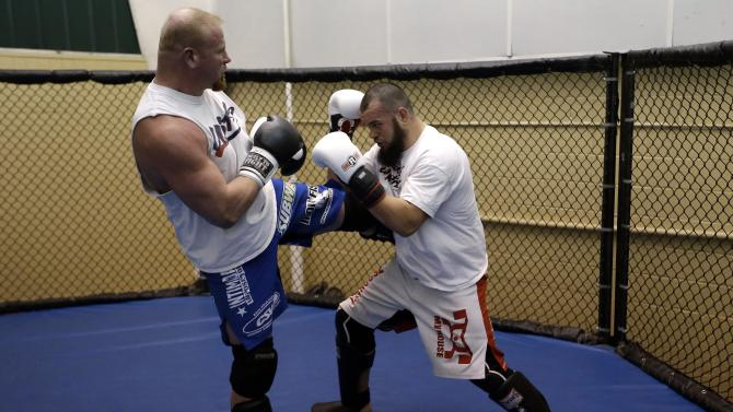 Michigan, others may regulate amateur MMA fights