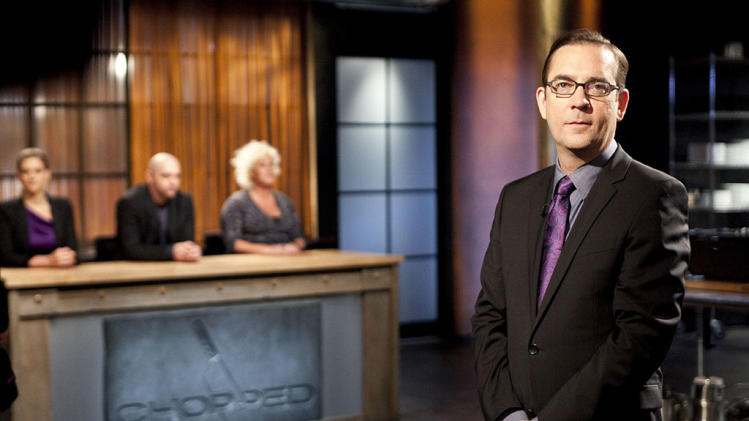 """Chopped"" - Ted Allen"