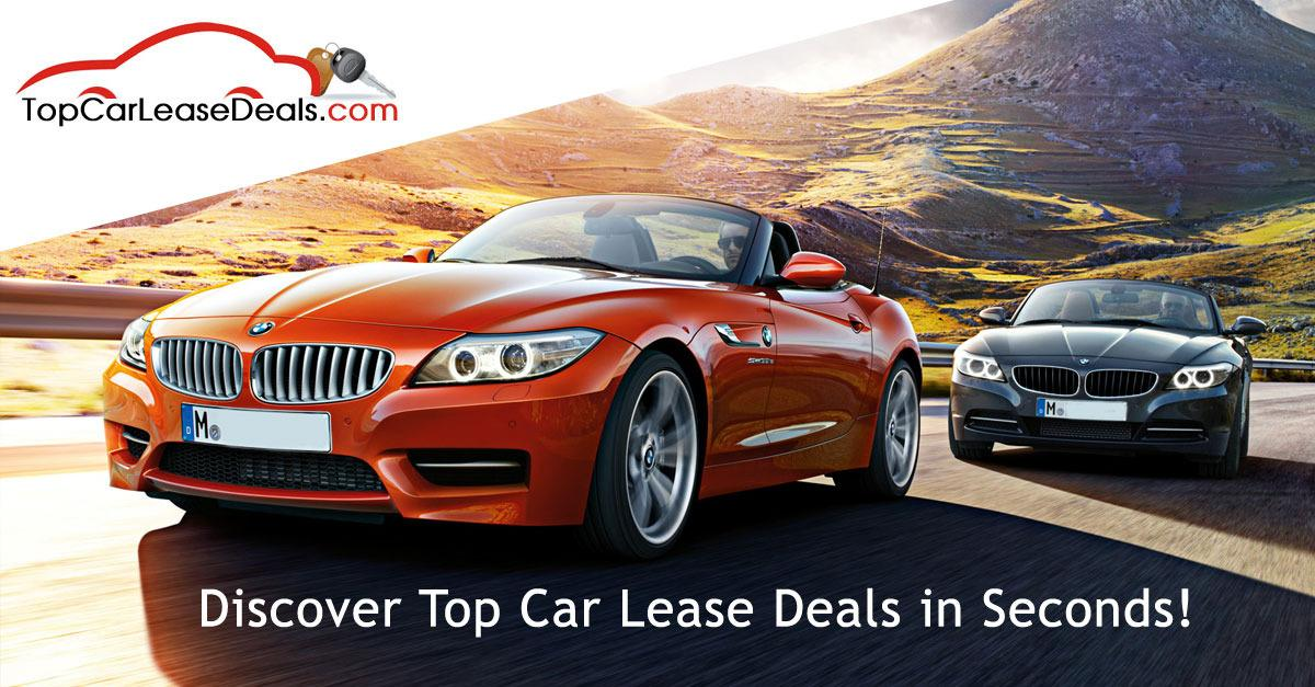 Find Top Auto Lease Deals Online, Today!