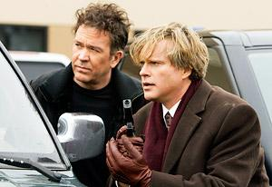Timothy Hutton and Cary Elwes | Photo Credits: Photo credit: Erik Heinila/TNT