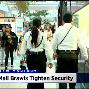 Arden Fair Mall Security Uses Lessons Learned In Previous Brawls To Diffuse Situation