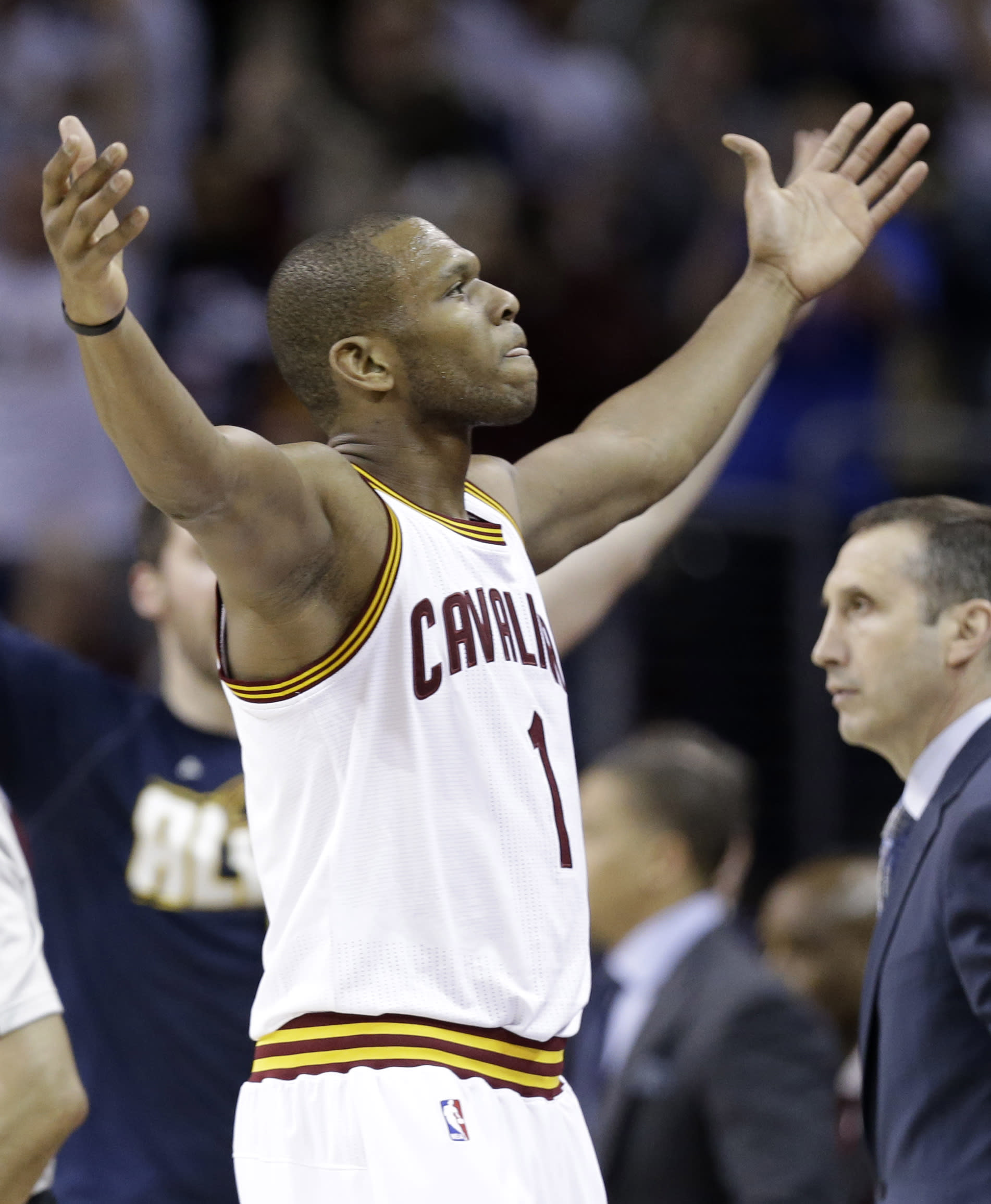 "Little 9: Cavaliers bench players boosting team's ""Big 3"""
