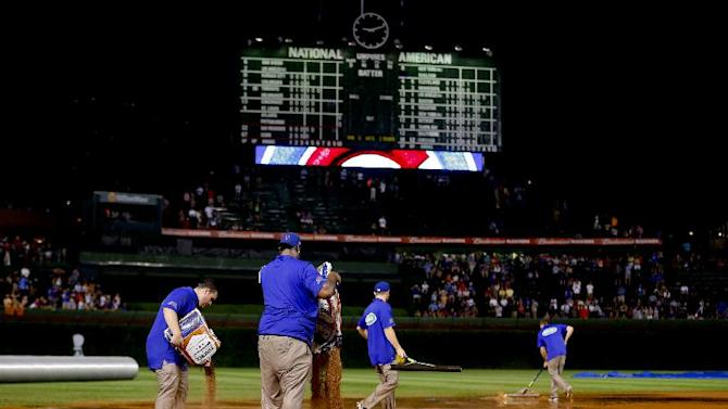 Giants win protest, rain-shortened game to resume
