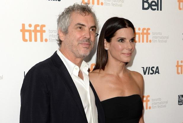 Toronto: A Real-Life Astronaut Reviews 'Gravity' – 'I Want to Fly With Sandra Bullock'