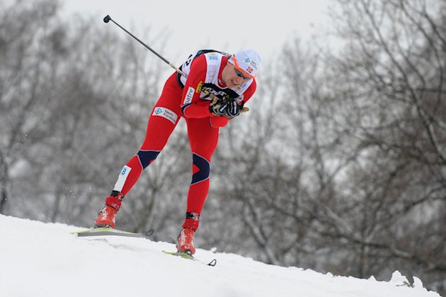Haavard Klemetsen Of Norway Competes AFP/Getty Images