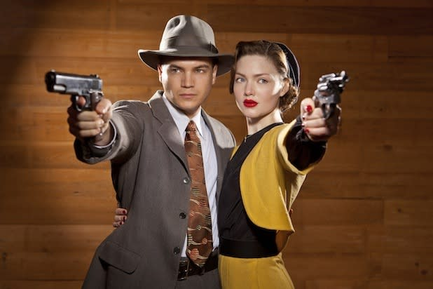 'Bonnie & Clyde' Writers Talk Turning Facts Into Drama: We're 'Telling a Tale'
