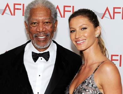 pst AFI Honors Morgan Freeman
