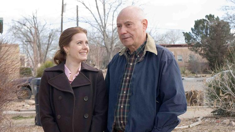 Sunshine Cleaning Production Stills 2009 Overture Films Amy Adams Alan Arkin