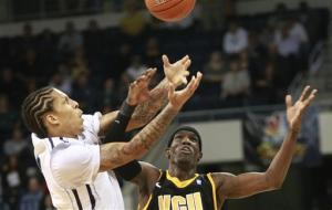 Daniels' 8 3s lead VCU past ODU, 83-70