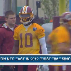 Why not us?: Washington Redskins