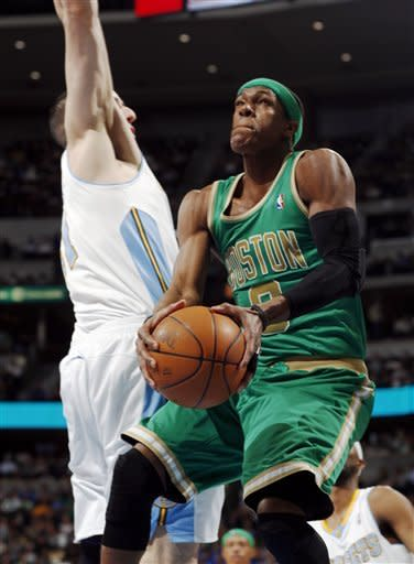 Nuggets beat Celtics 98-91