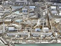 General view of TEPCO's tsunami-crippled Fukushima Daiichi nuclear power plant in Fukushima prefecture
