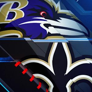 Baltimore Ravens vs. New Orleans Saints preseason highlights
