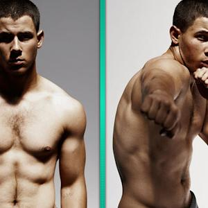 How Nick Jonas Got His Insane 'Hulk-ish' Body: 4,200 Calories a Day!