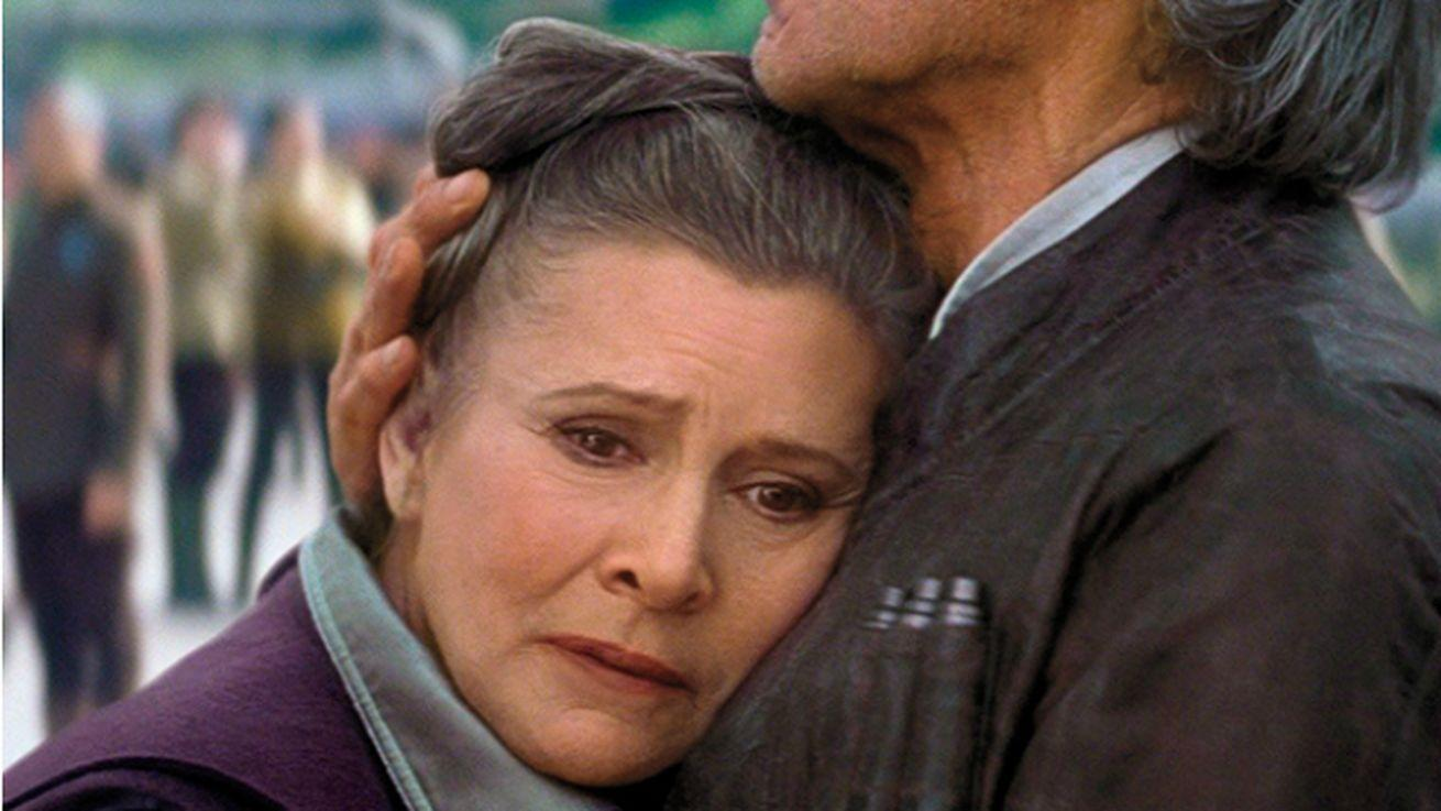 Star Wars: Bloodline will focus on Leia's move from princess to general