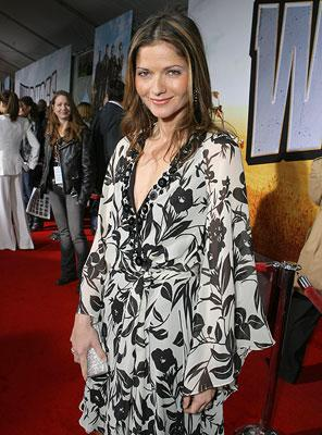 Jill Hennessy at the Los Angeles premiere of Touchstone Pictures' Wild Hogs