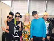 GD&TOP and Pixie Lott collaboration tops