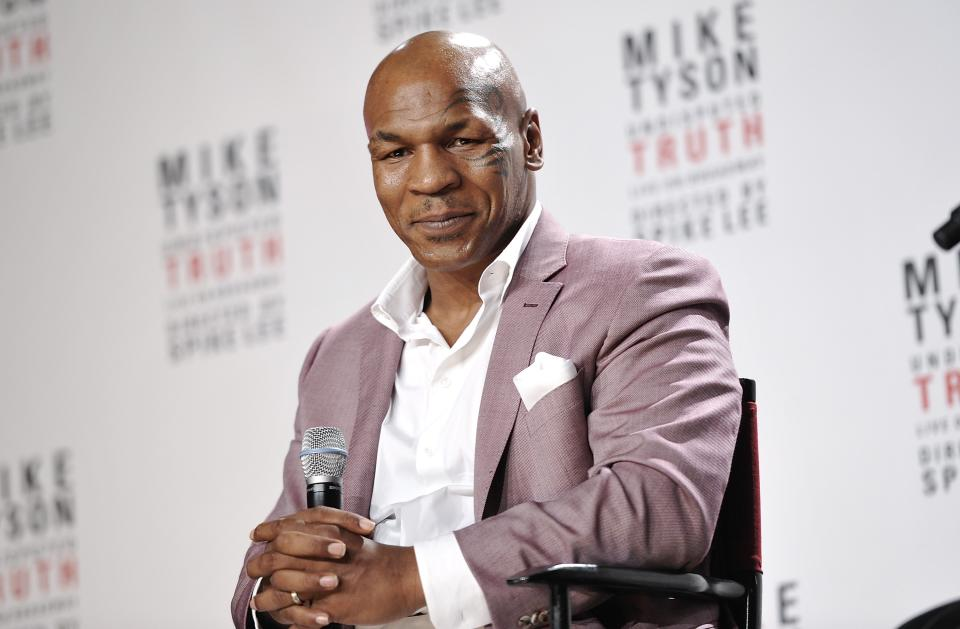 Tyson sues Live Nation over alleged embezzlement