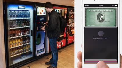 200,000 Vending Machines Will Soon Accept Apple Pay