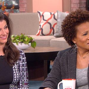 The Talk - Catching Up with Comedian Wanda Sykes