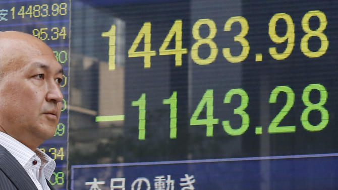 Asia stocks extend losses after big sell-off