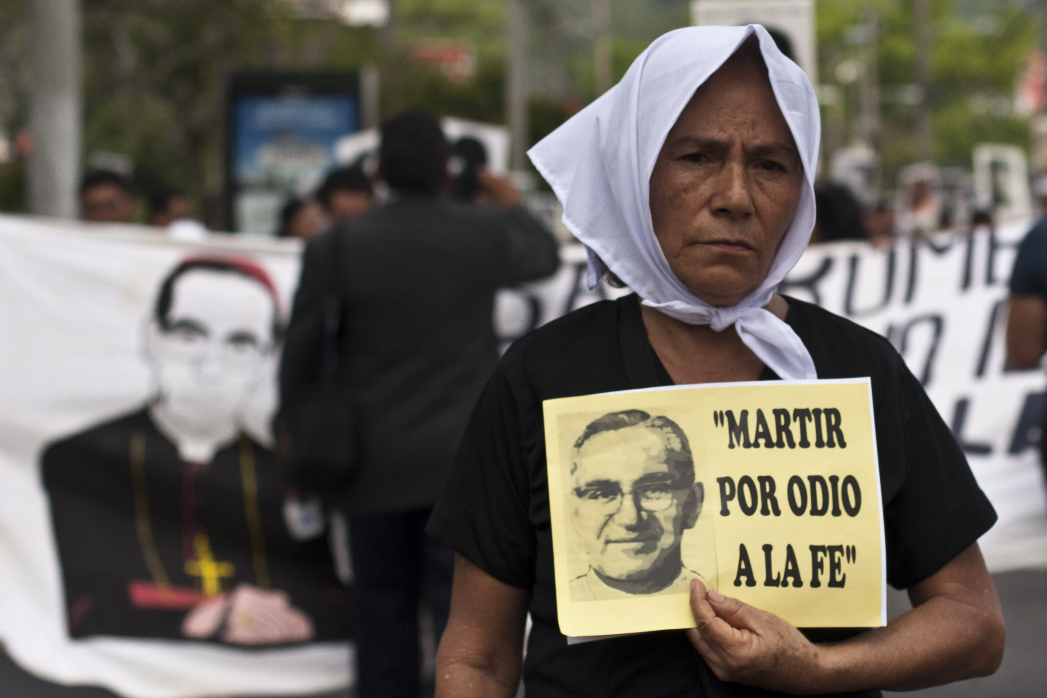 El Salvador hosting beatification of slain Archbishop Romero
