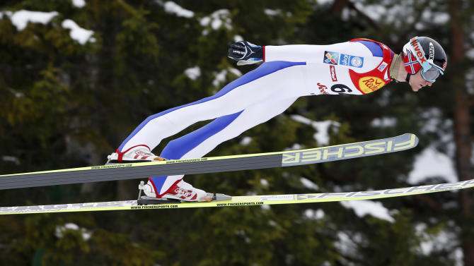 Eric Frenzel wins Nordic combined World Cup