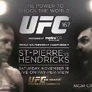 UFC 167: St-Pierre vs Hendricks Preview