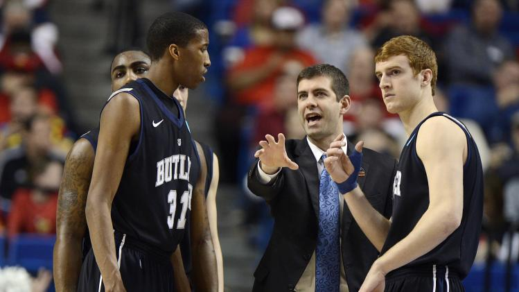 NCAA Basketball: NCAA Tournament-Butler vs Marquette