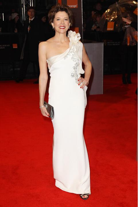 Annette Bening in Marchesa