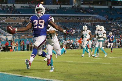 Karlos Williams, LeSean McCoy ruled out for Sunday, fantasy owners need backups