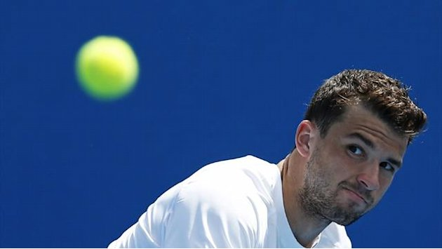 Tennis - Djokovic win could be the breakthrough for Dimitrov